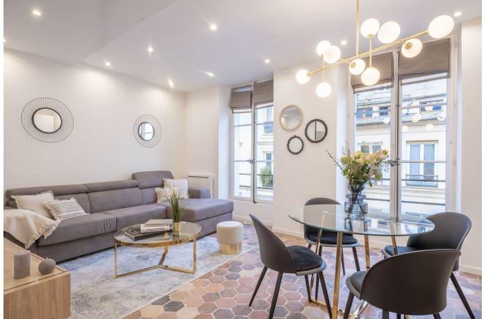Apartment in Montmorency III, Sainte-Avoye - 10