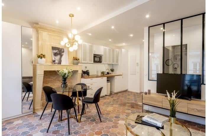 Apartment in Montmorency III, Sainte-Avoye - 0