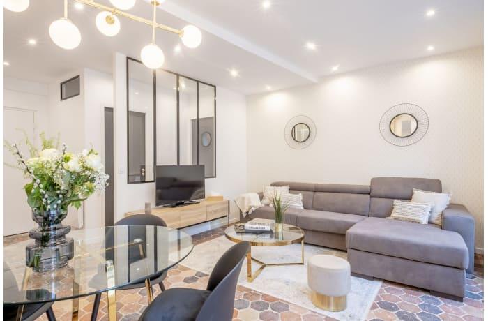 Apartment in Montmorency III, Sainte-Avoye - 1