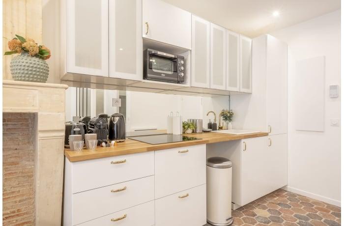 Apartment in Montmorency III, Sainte-Avoye - 11