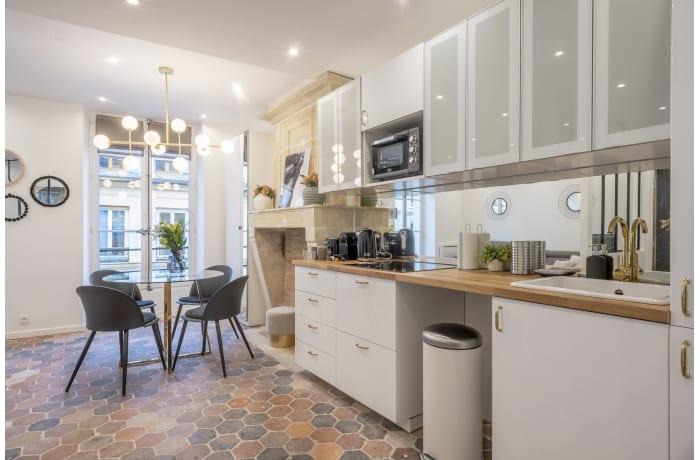 Apartment in Montmorency III, Sainte-Avoye - 5