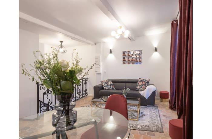 Apartment in Montmorency IV, Sainte-Avoye - 1