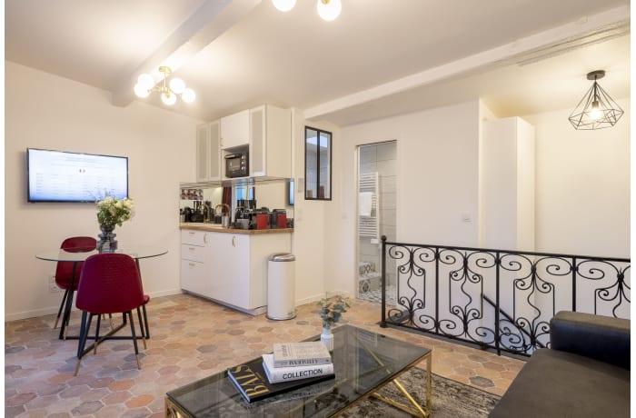 Apartment in Montmorency IV, Sainte-Avoye - 10