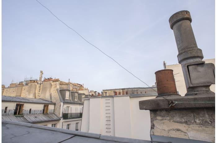 Apartment in Montmorency IV, Sainte-Avoye - 0