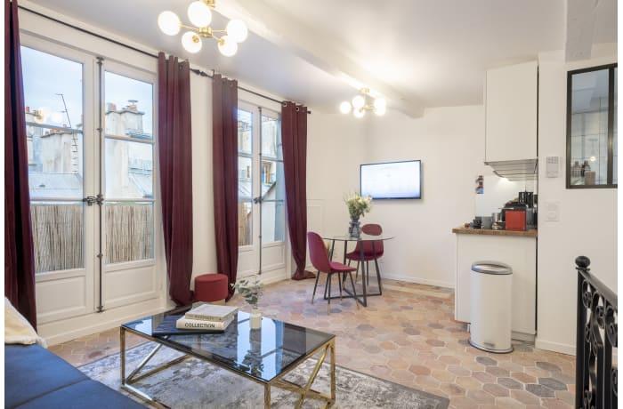 Apartment in Montmorency IV, Sainte-Avoye - 2