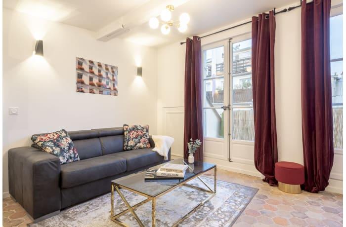 Apartment in Montmorency IV, Sainte-Avoye - 3