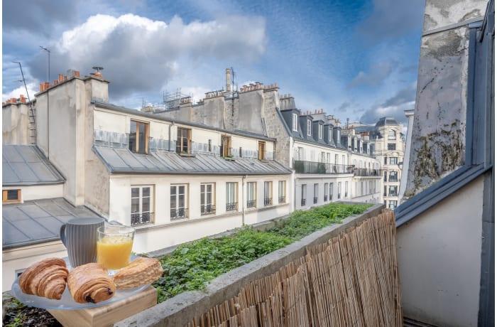 Apartment in Montmorency IV, Sainte-Avoye - 14