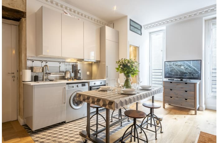 Apartment in Tracy, Sentier - 4