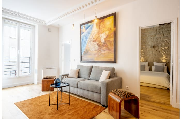 Apartment in Tracy, Sentier - 3