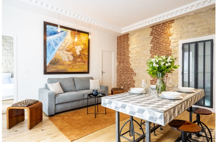 Apartment in Tracy, Sentier - 1