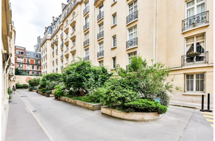 Apartment in Jocelyn Elegance, Tour Eiffel - Trocadero (16e) - 0
