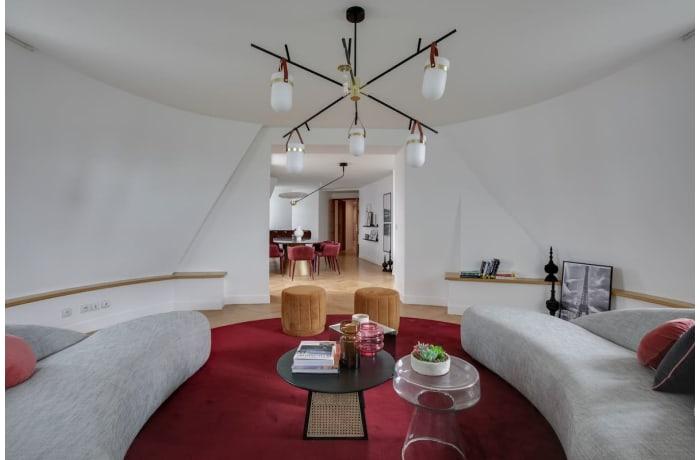 Apartment in Victor Hugo Luxury, Tour Eiffel - Trocadero (16e) - 0
