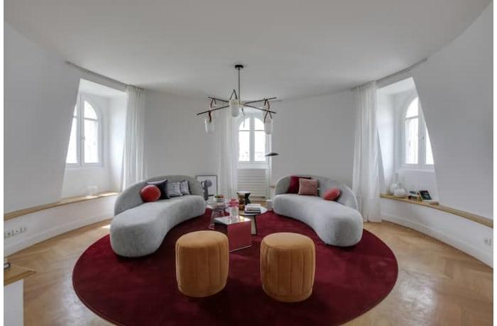 Apartment in Victor Hugo Luxury, Tour Eiffel - Trocadero (16e) - 1