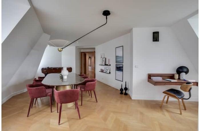 Apartment in Victor Hugo Luxury, Tour Eiffel - Trocadero (16e) - 5