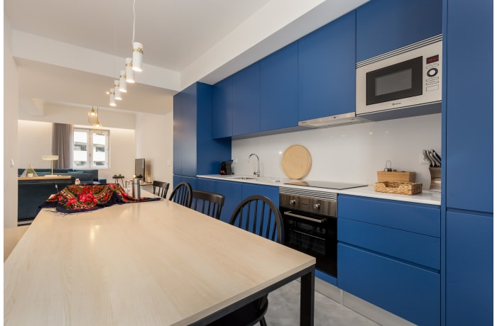 Apartment in Bacchus Townhouse, Santo Ildefonso - 3
