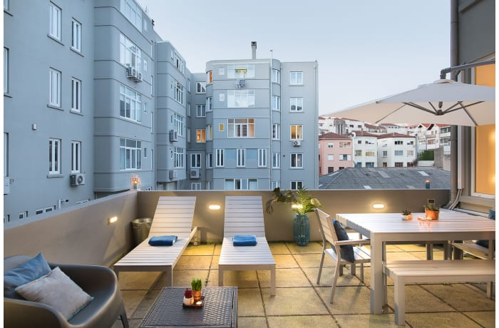 Apartment in Bolhao Rooftop, Santo Ildefonso - 17