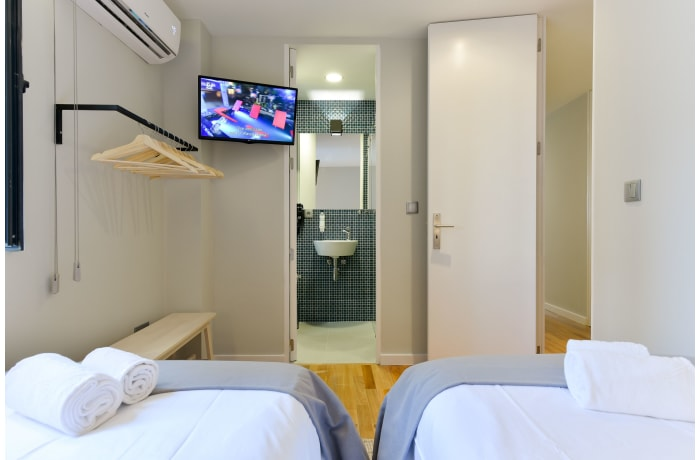 Apartment in Merlot Townhouse, Santo Ildefonso - 12