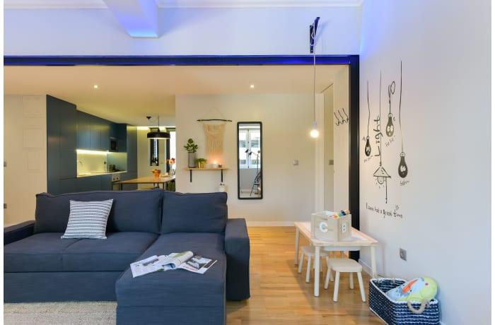 Apartment in Merlot Townhouse, Santo Ildefonso - 1