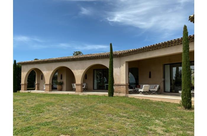 Apartment in Villa les Vignes, Cogolin - 21