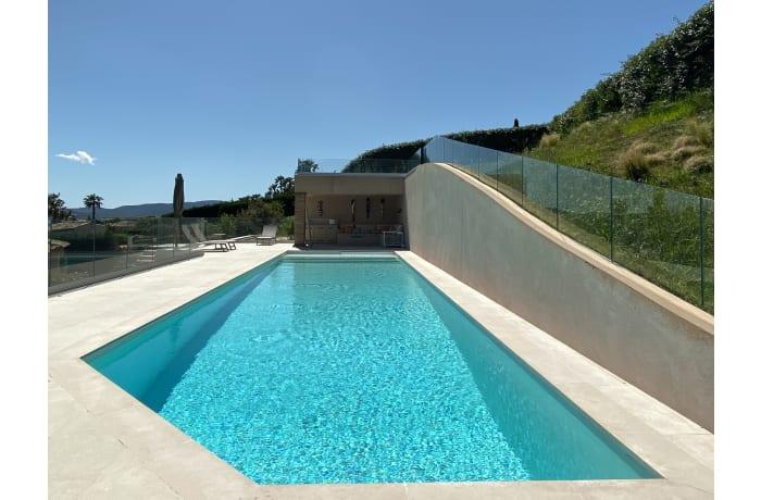 Apartment in Villa les Vignes, Cogolin - 0