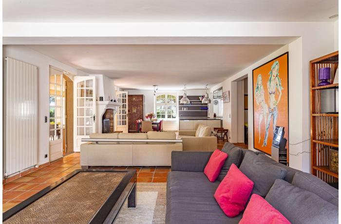 Apartment in Villa Alina, Gassin - 6