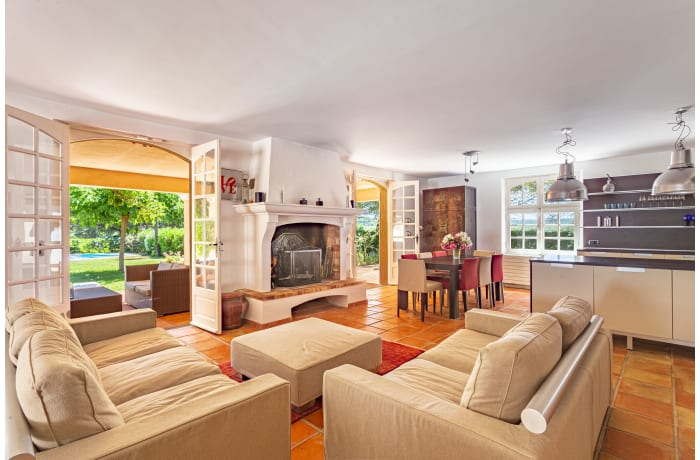 Apartment in Villa Alina, Gassin - 5