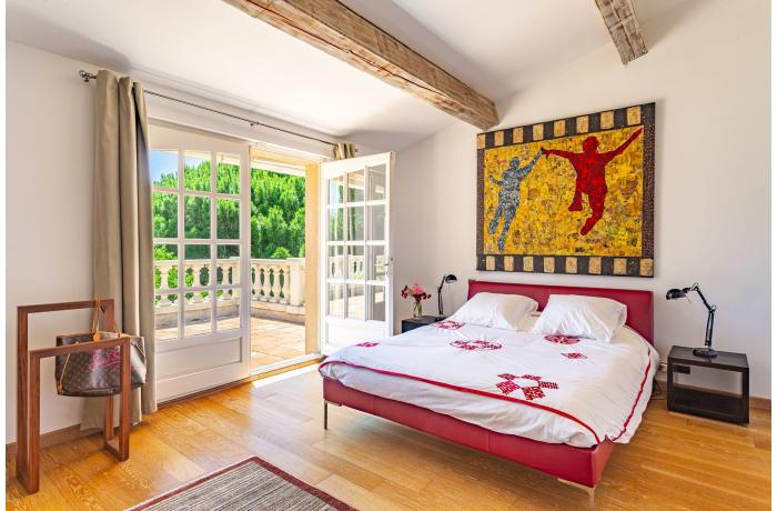 Apartment in Villa Alina, Gassin - 10