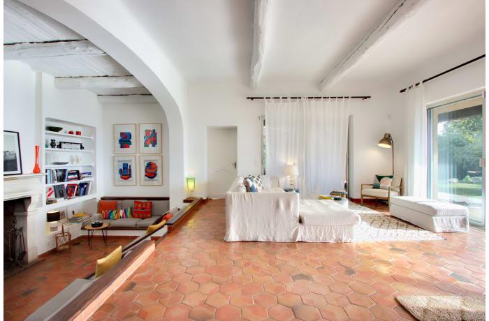Apartment in Villa les Rossignols, Gassin - 1
