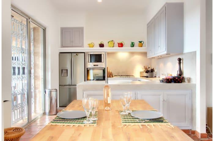 Apartment in Villa les Rossignols, Gassin - 28