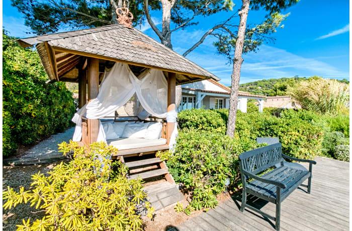 Apartment in Villa Balinea, Ramatuelle - 2