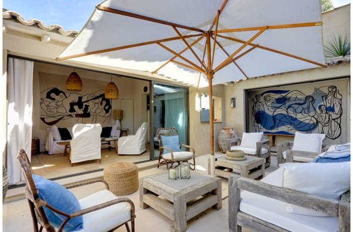 Apartment in Villa Leina, Ramatuelle - 1
