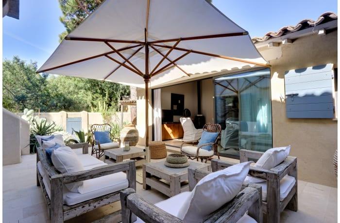 Apartment in Villa Leina, Ramatuelle - 0