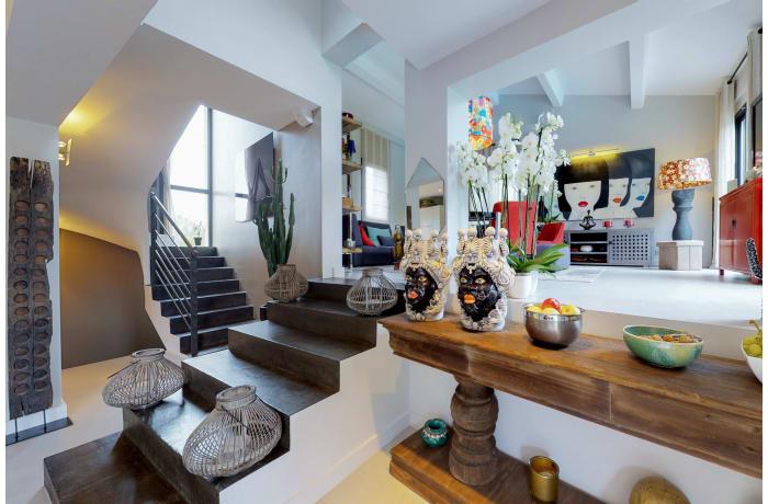 Apartment in Villa Camelia, Saint-Tropez - 20