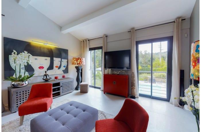 Apartment in Villa Camelia, Saint-Tropez - 18