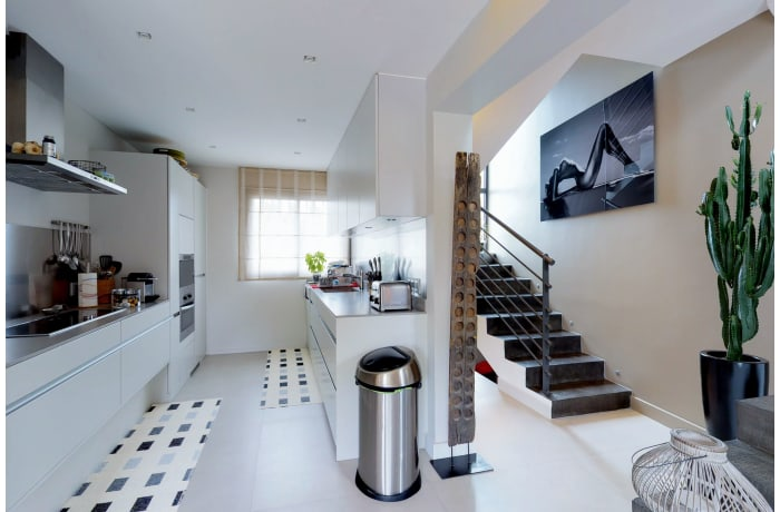 Apartment in Villa Camelia, Saint-Tropez - 16