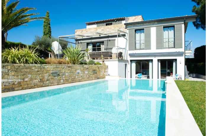 Apartment in Villa Camelia, Saint-Tropez - 1