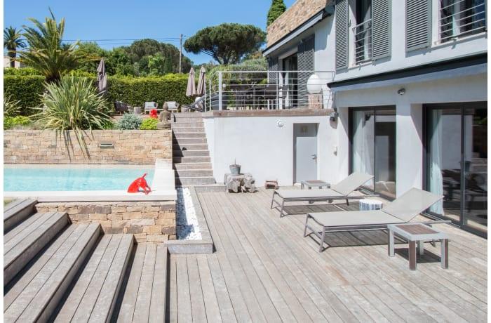 Apartment in Villa Camelia, Saint-Tropez - 11