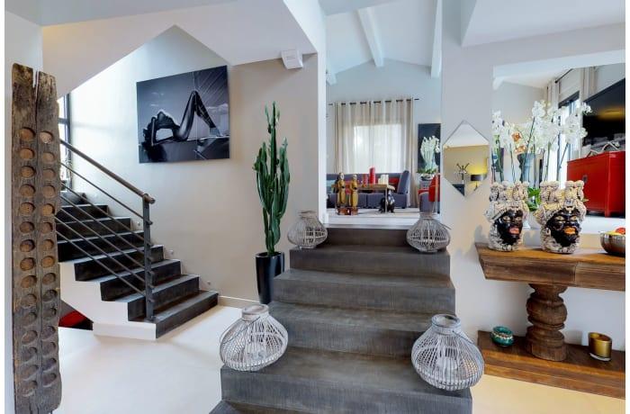 Apartment in Villa Camelia, Saint-Tropez - 15