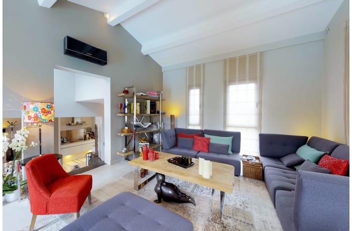Apartment in Villa Camelia, Saint-Tropez - 21