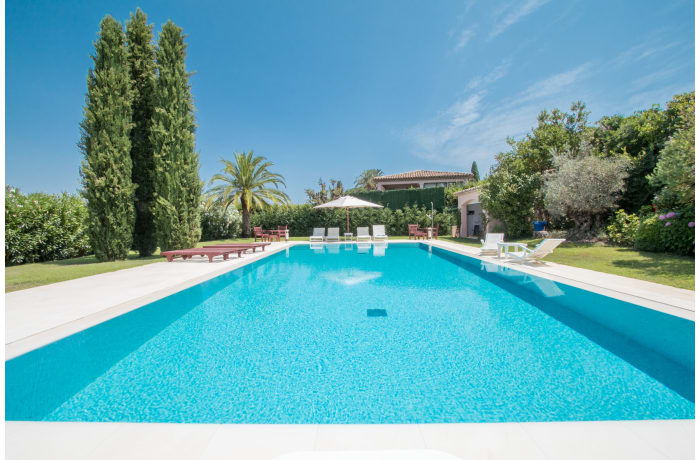 Apartment in Villa Giulia, Saint-Tropez - 0