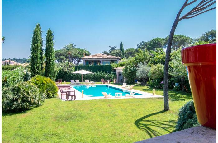Apartment in Villa Giulia, Saint-Tropez - 33