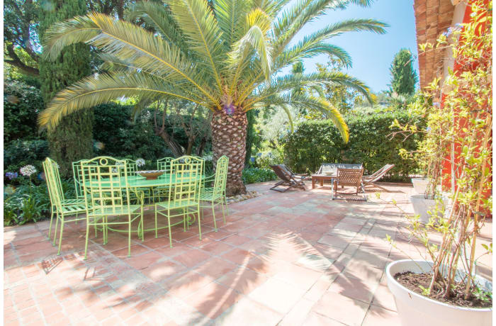 Apartment in Villa Giulia, Saint-Tropez - 30