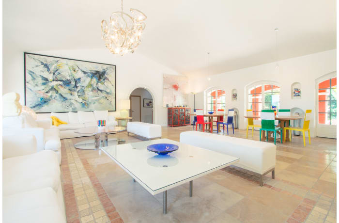 Apartment in Villa Giulia, Saint-Tropez - 1
