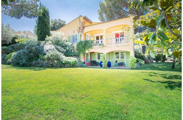 Apartment in Villa Giulia, Saint-Tropez - 2