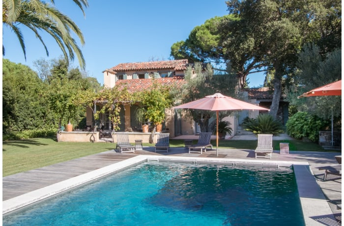 Apartment in Villa Julietta, Saint-Tropez - 1