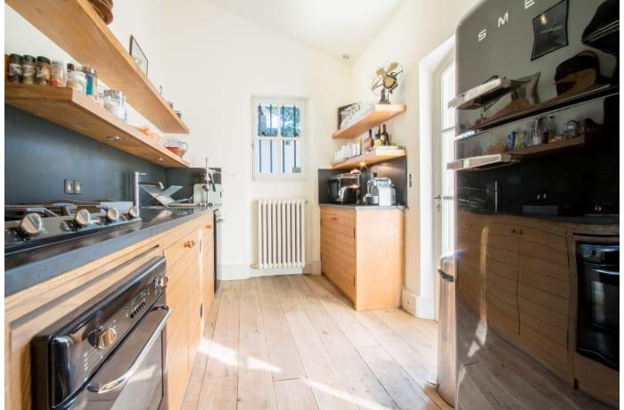 Apartment in Villa Julietta, Saint-Tropez - 12