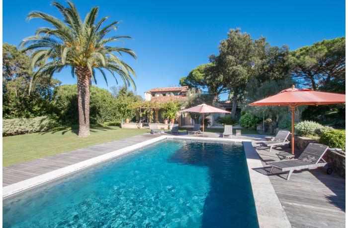 Apartment in Villa Julietta, Saint-Tropez - 4