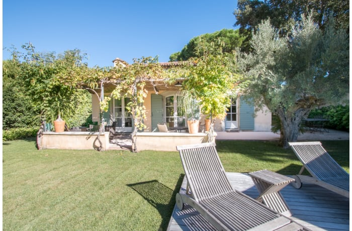 Apartment in Villa Julietta, Saint-Tropez - 8