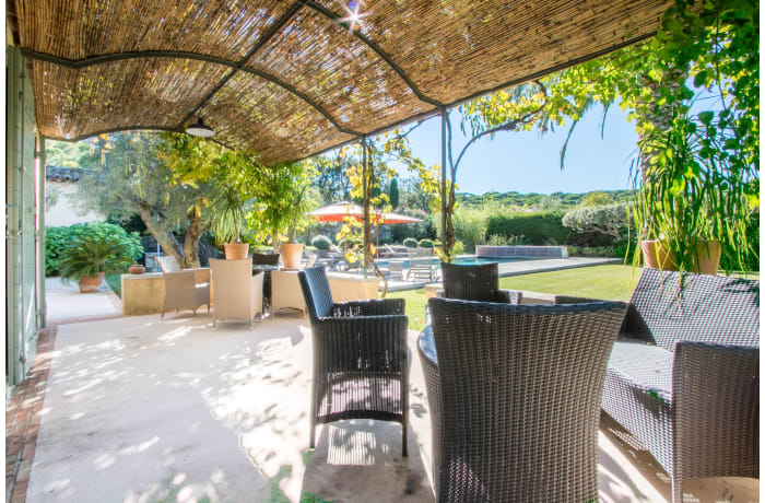 Apartment in Villa Julietta, Saint-Tropez - 6