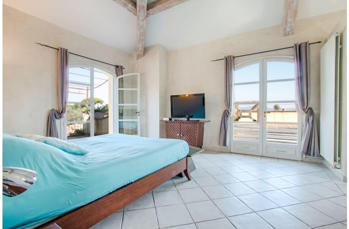 Apartment in Villa Louna, Saint-Tropez - 21